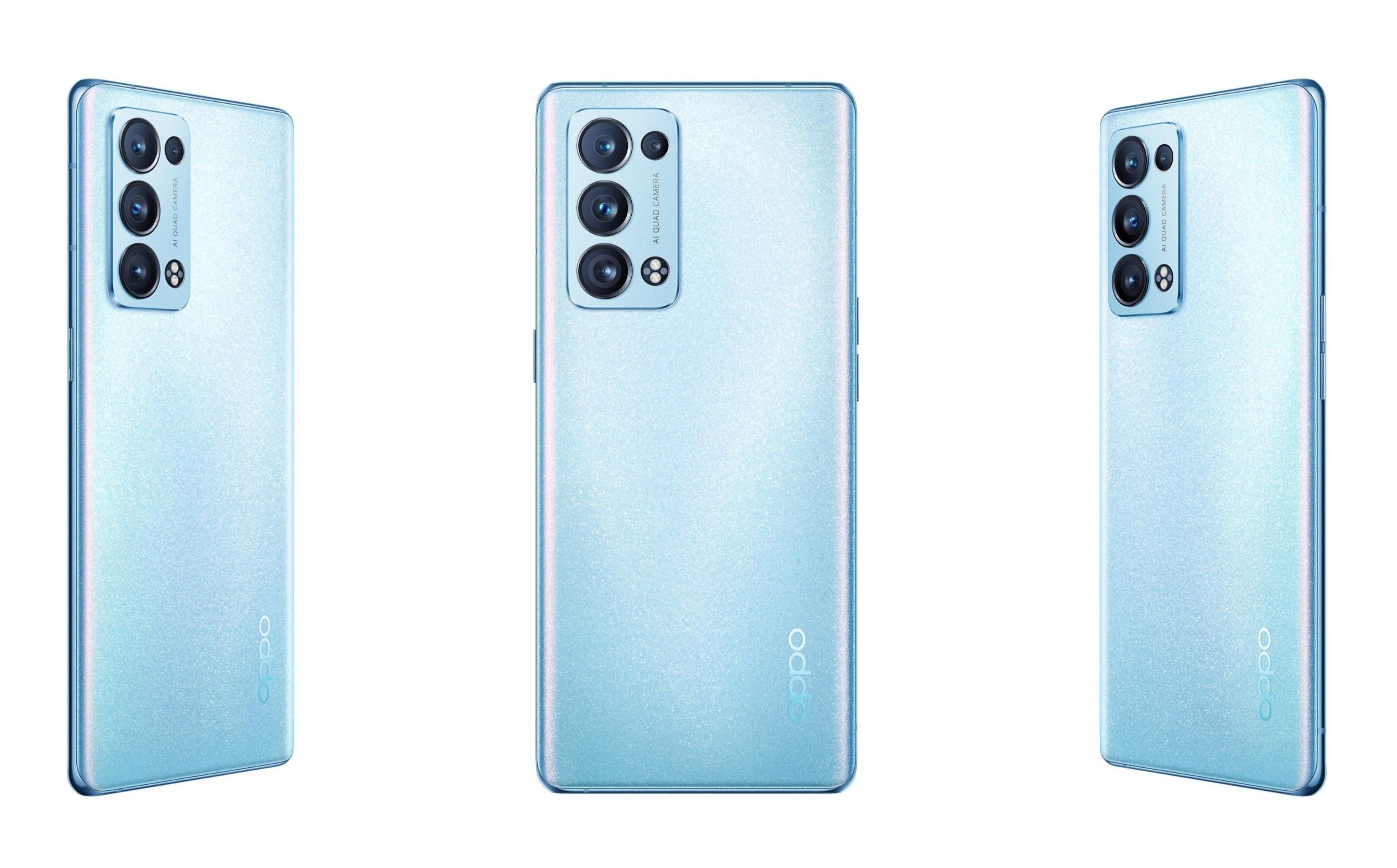 smartfon Oppo Reno 6 Pro smartphone