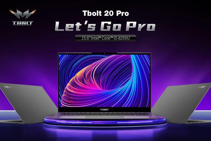 Teclast Tbolt 20 Pro laptop