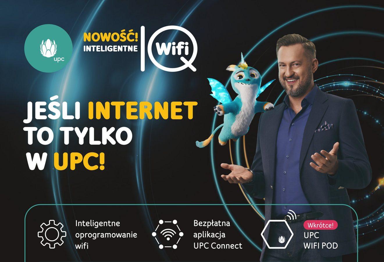 UPC Inteligentne WiFi