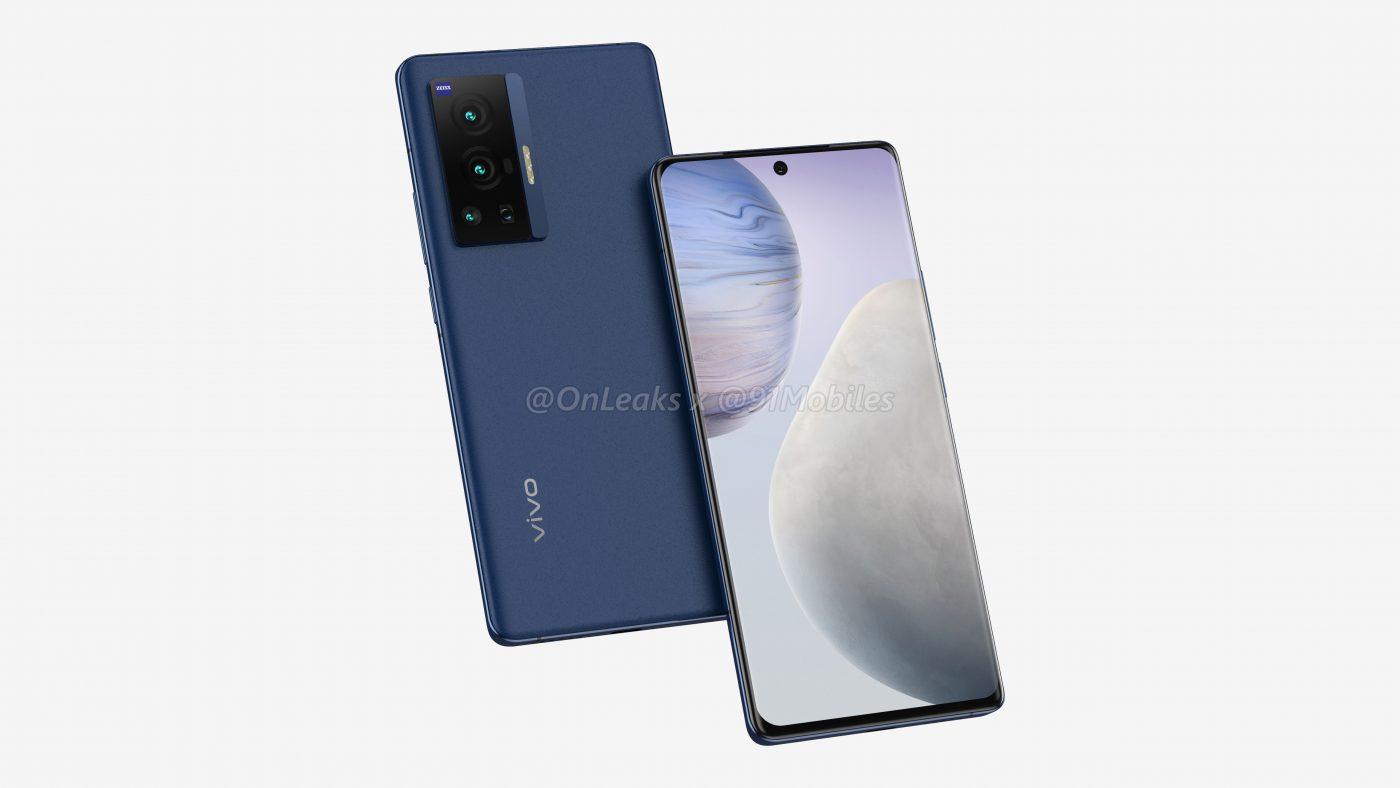smartfon Vivo X70 Pro+ smartphone