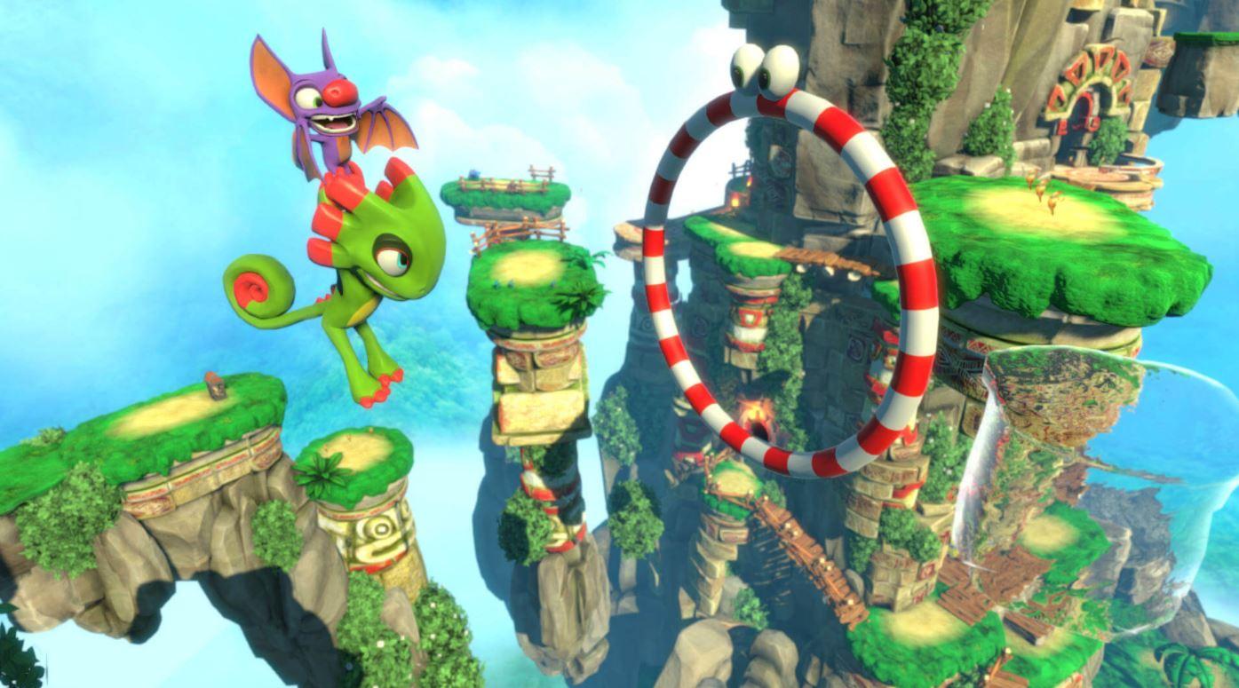 Yooka-Laylee za darmo PC Epic Games Store