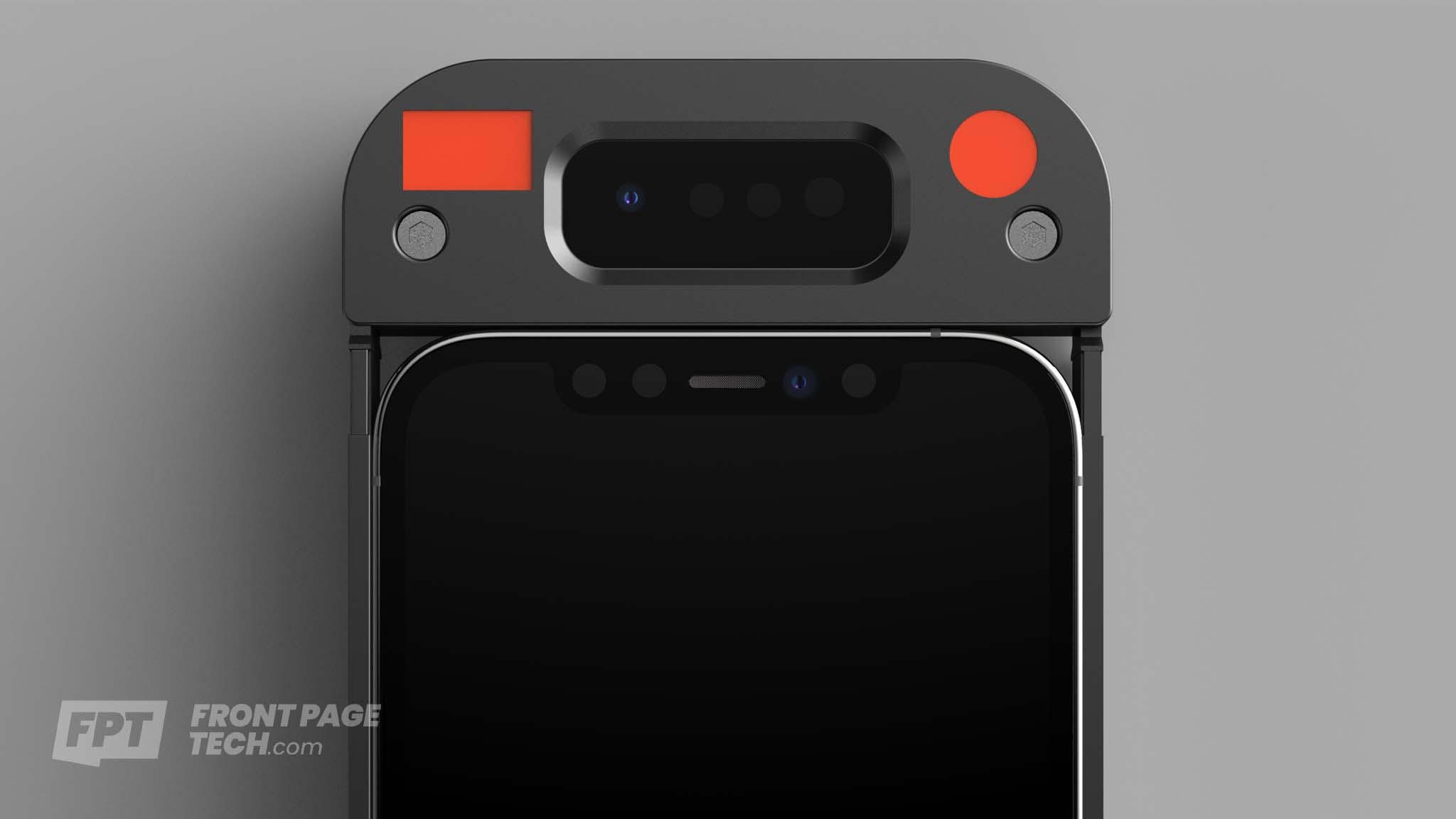 smartfon apple iphone 13 prototyp face id smartphone prototype