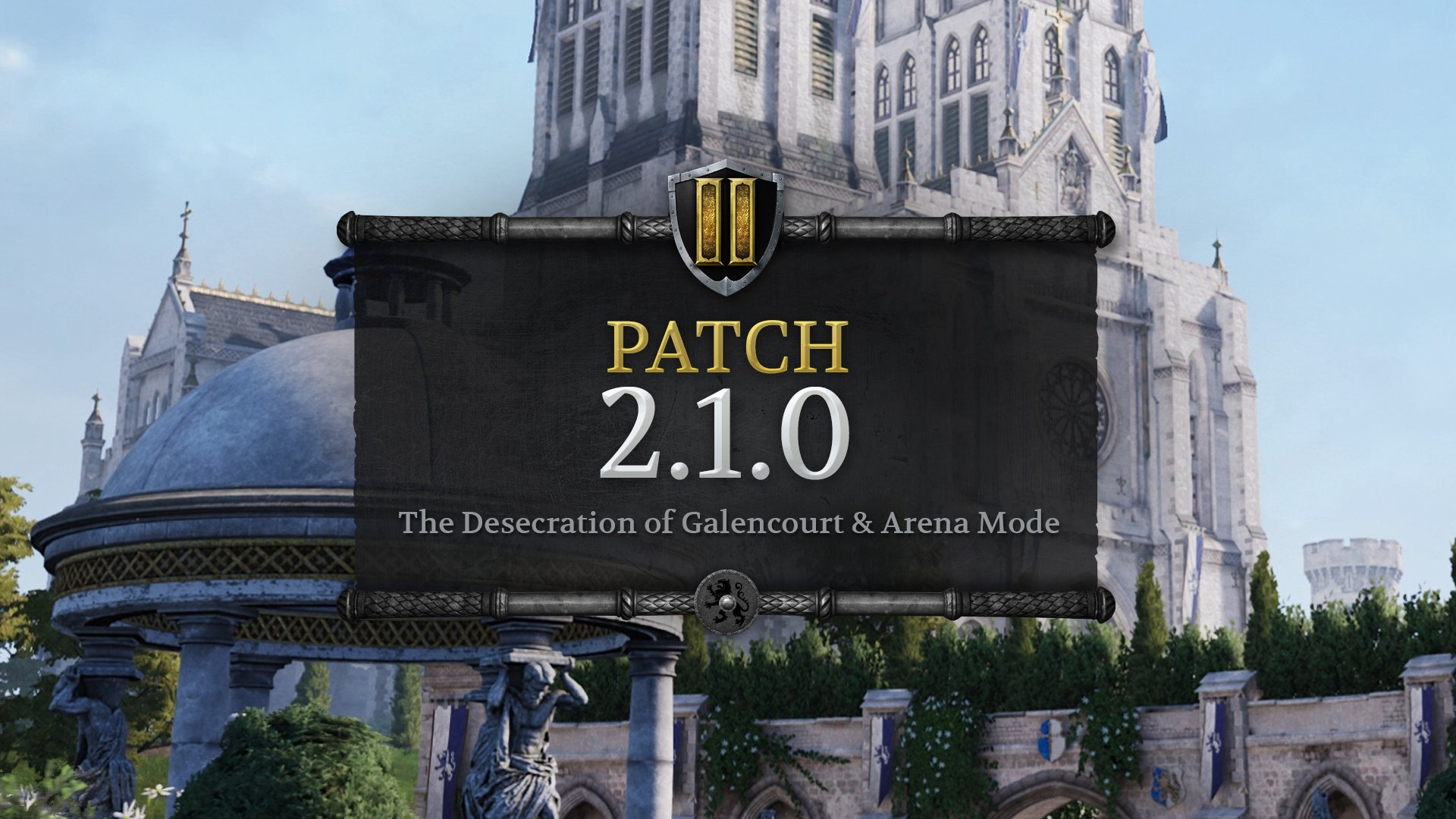 Patch 2.10 do Chivalry 2