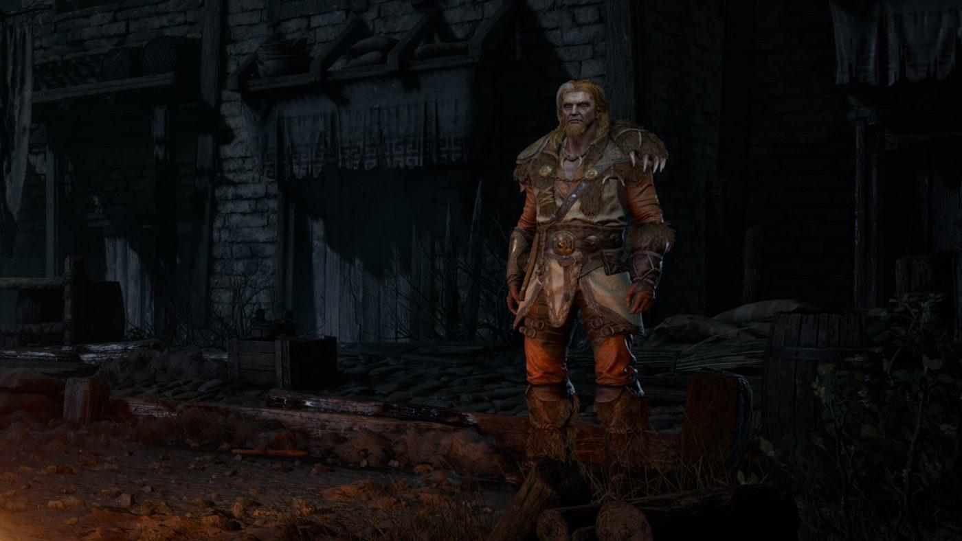 Tak będzie wyglądać druid w Diablo II Resurrected (źródło: Blizzard)