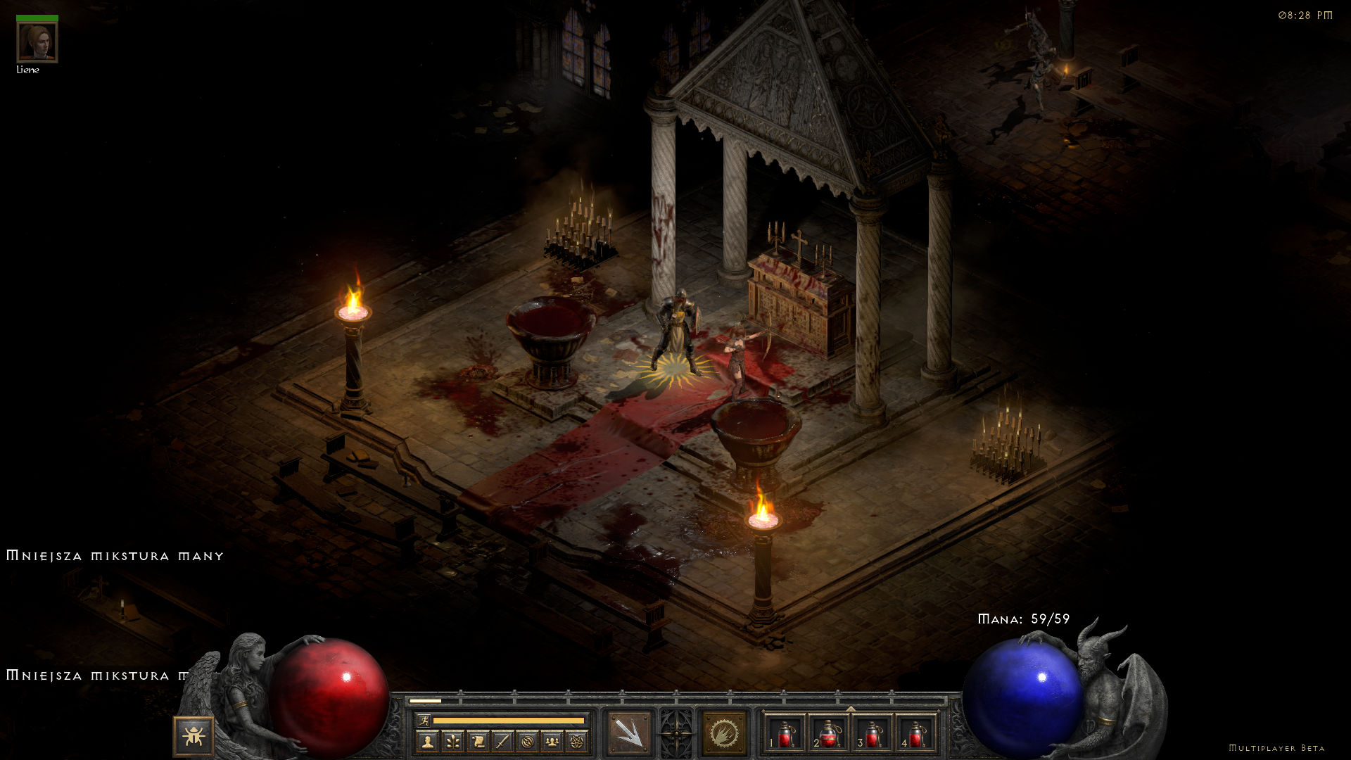 Diablo II Resurrected to system naczyń połączonych, gdzie wszystko musi działać po staremu