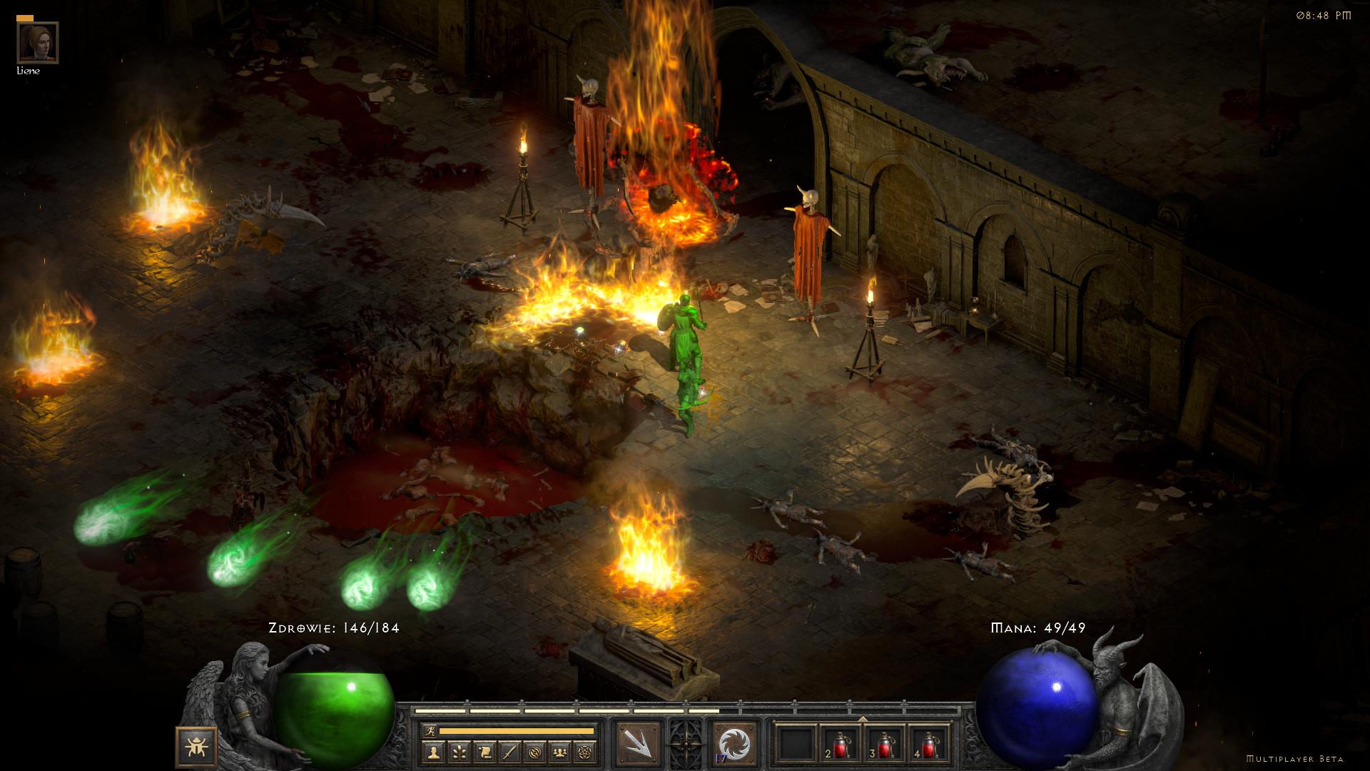 Gra świateł to zdecydowanie jedna z największych zalet wersji Resurrected