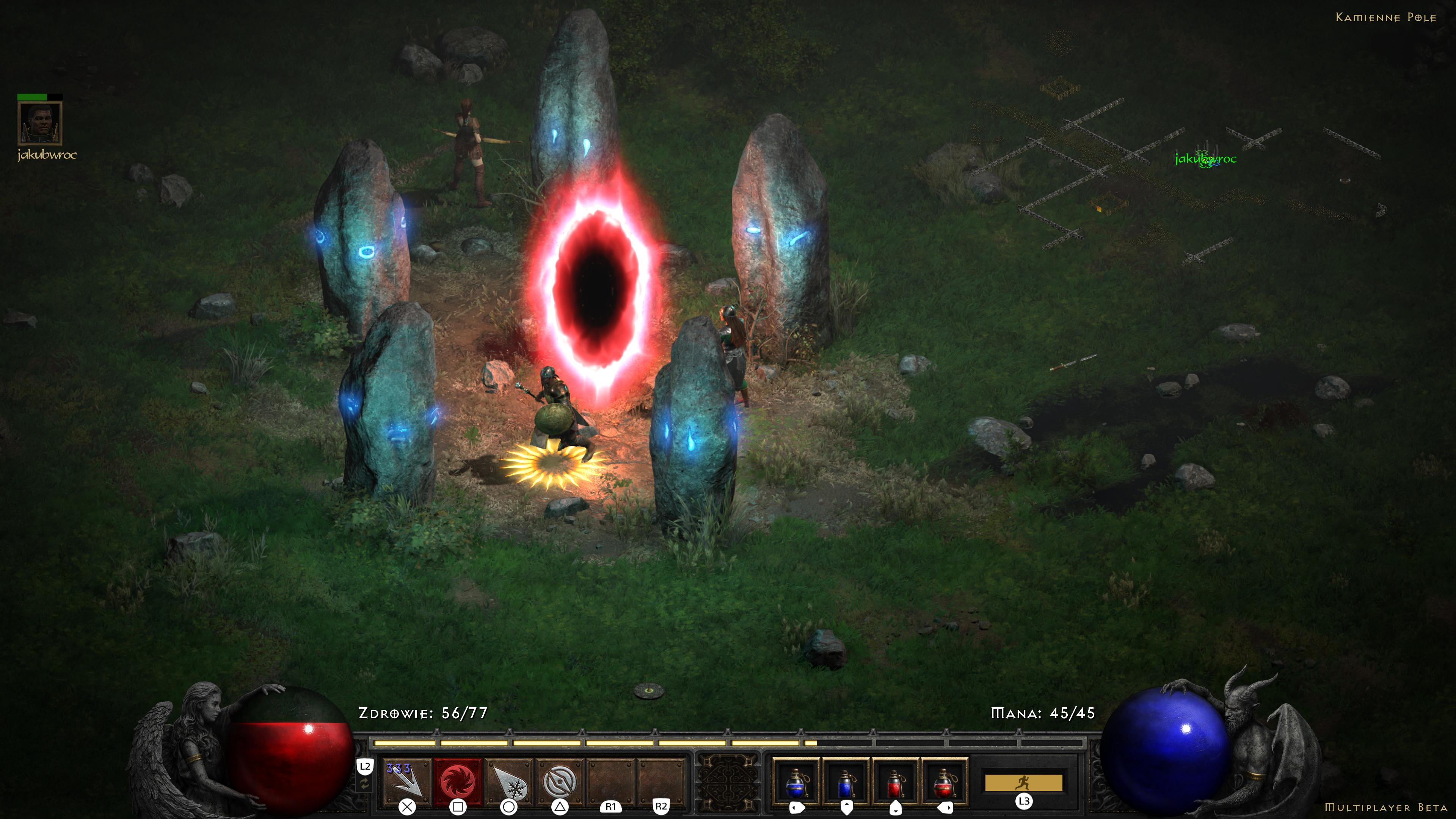 Niektórzy powiedzą, że tak Diablo II Resurrected wyglądało na premierę