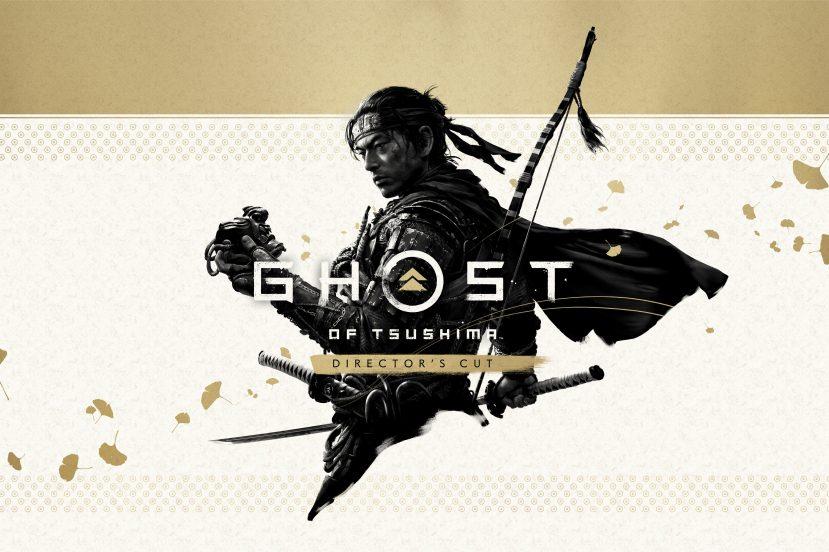 Grafika startowa Ghost of Tsushima: Director's Cut