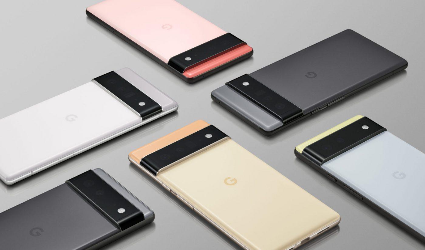 Za Pixel 6 zapłacimy więcej, Google wchodzi na rynek premium