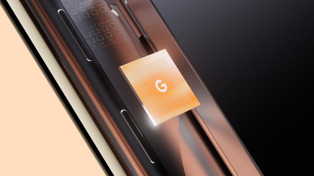 Czip Google Tensor dla telefonów Pixel 6 i Pixel 6 Pro