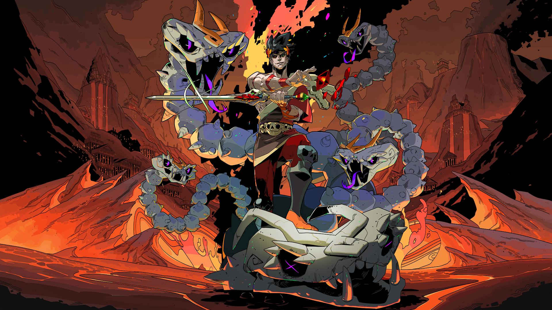 Hades - Cover Art