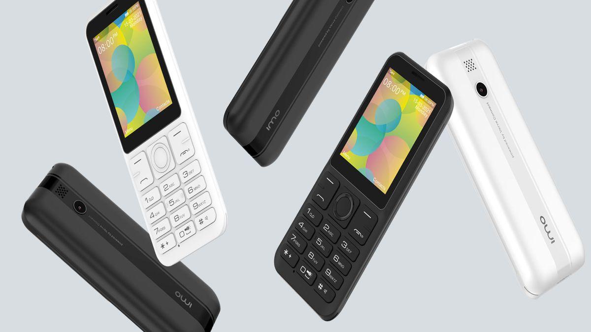 telefon komórkowy imo dash 4g feature phone