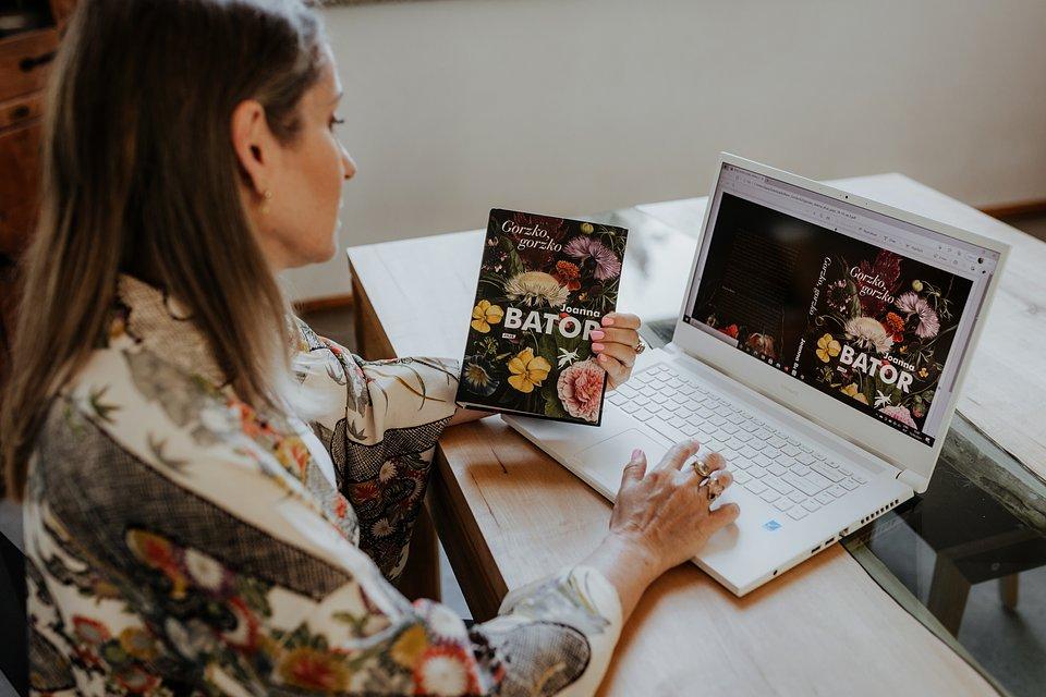 Joanna Bator objęła rolę ambasadorki laptopów Acer ConceptD