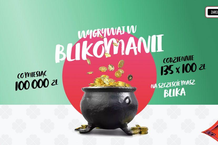 loteria BLIKOMANIA 2021