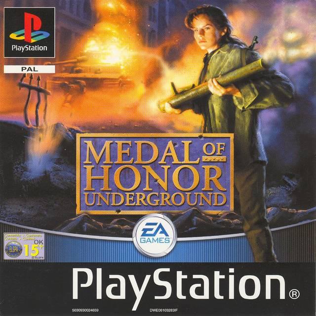 Jeżeli nie straszne Wam retrogranie, dajcie szansę Medal of Honor: Underground. Warto!