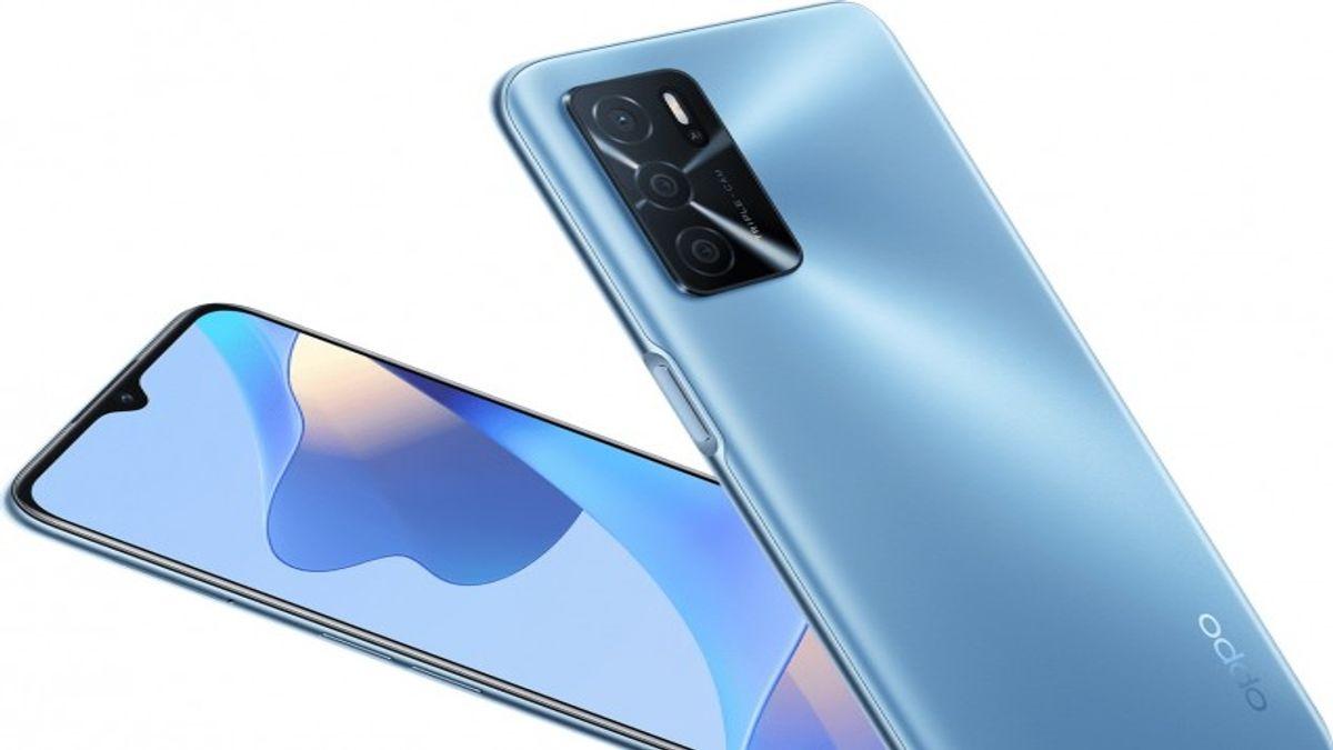 smartfon oppo a16s smartphone