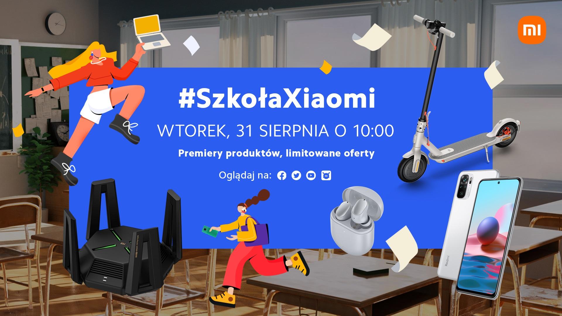 polska premiera Xiaomi Mi Electric Scooter 3 zapowiedź
