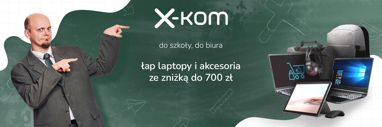 Promocja x-kom laptopy