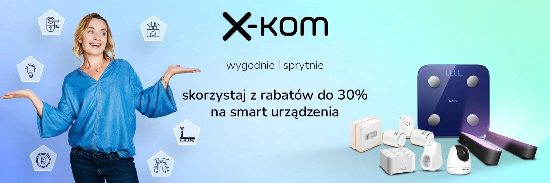 promocja x-kom smart home