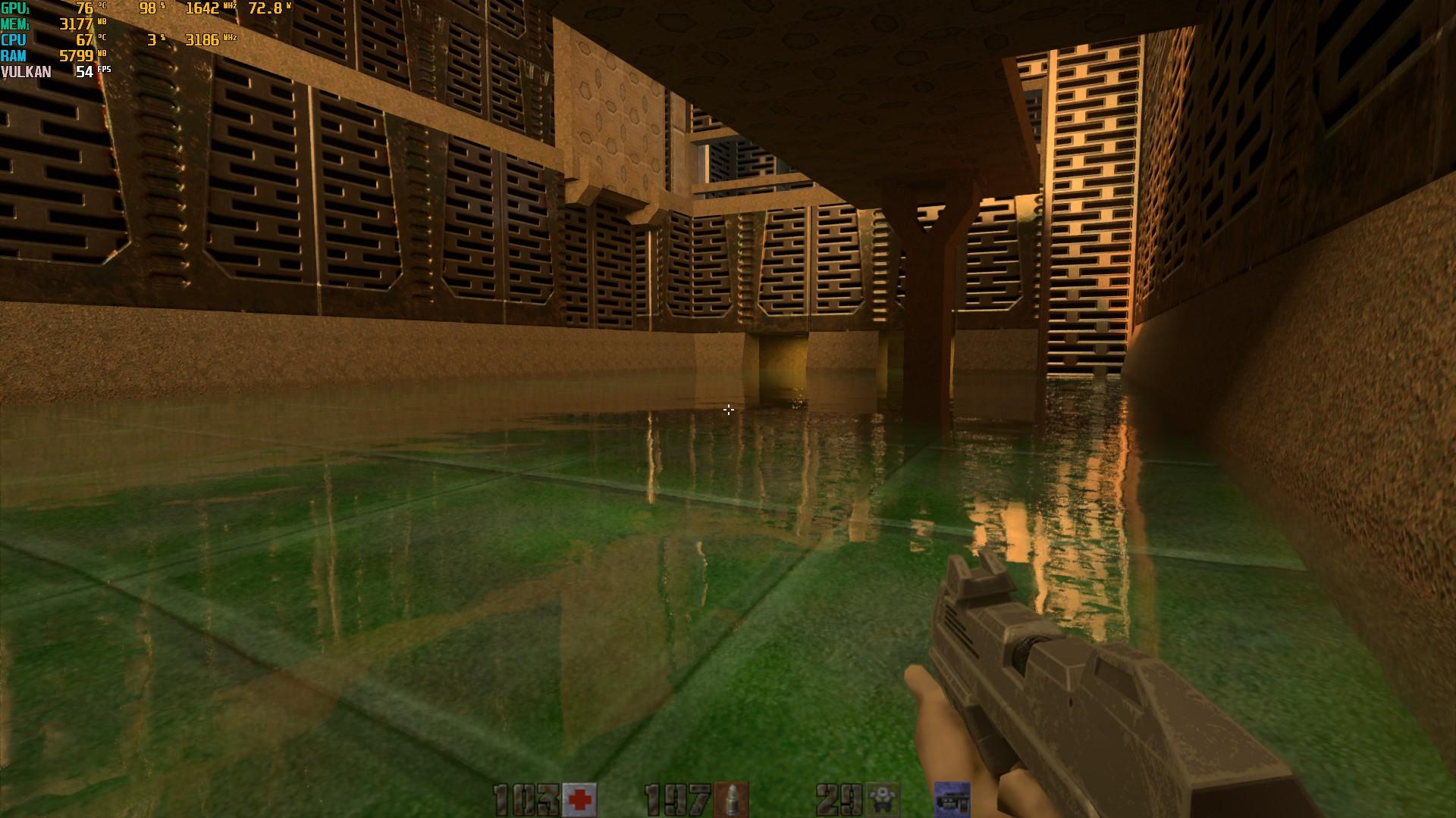 Quake 2 w wydaniu z ray-tracingiem wygląda niemalże zupełnie jak nowa gra