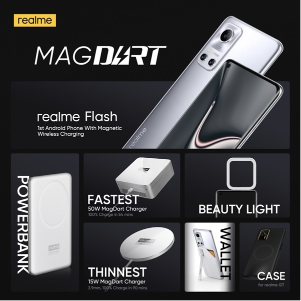 realme Flash realme MagDart