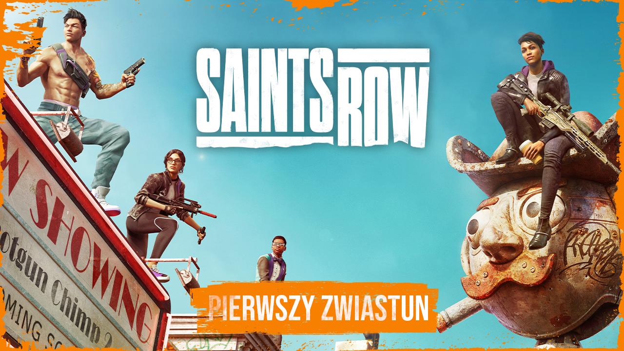 Zwiastun Saints Row
