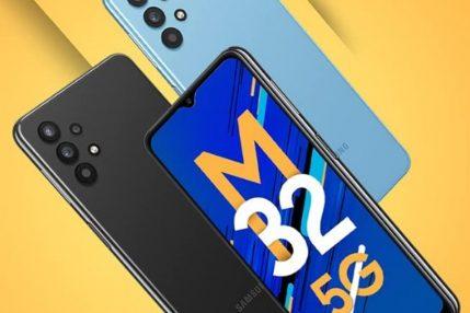smartfon samsung galaxy m32 5g smartphone