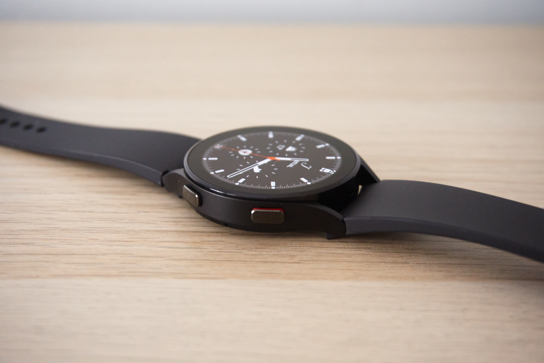 Samsung Galaxy Watch4 44mm fot.  Tabletowo.pl