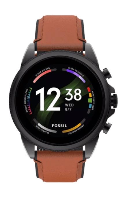 zegarek fossil gen. 6 smartwatch