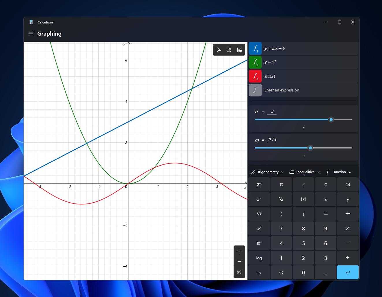 Kalkulator w Windows 11