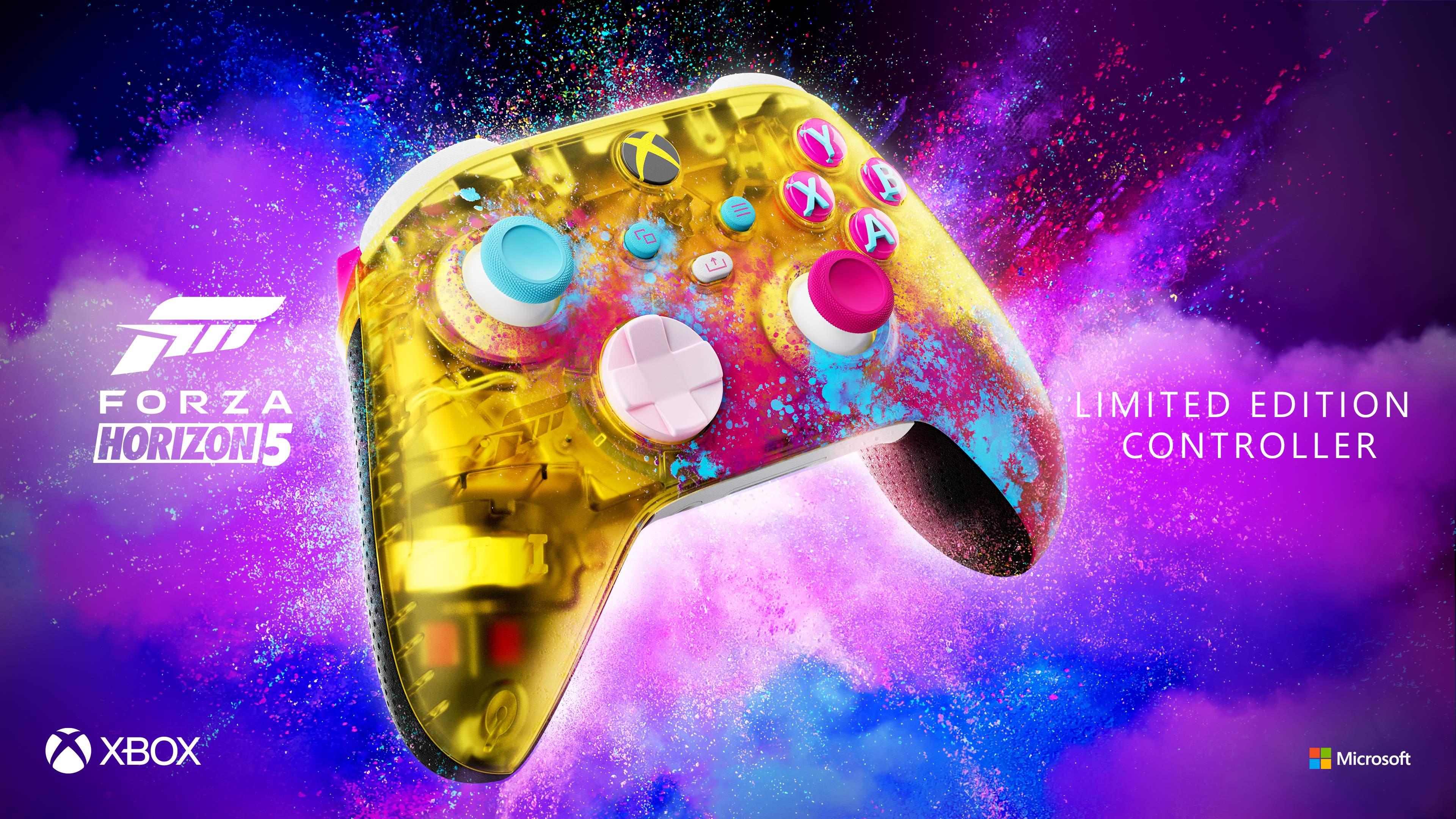 Xbox Controler Forza Horizon 5 Limited Edition