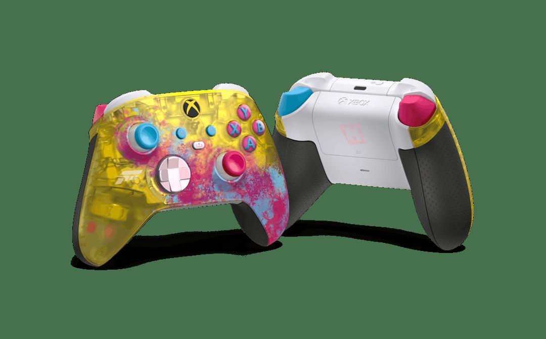 Tak prezentuje się nowy kontroler w pełnej okazałości (źródło: Xbox Wire)