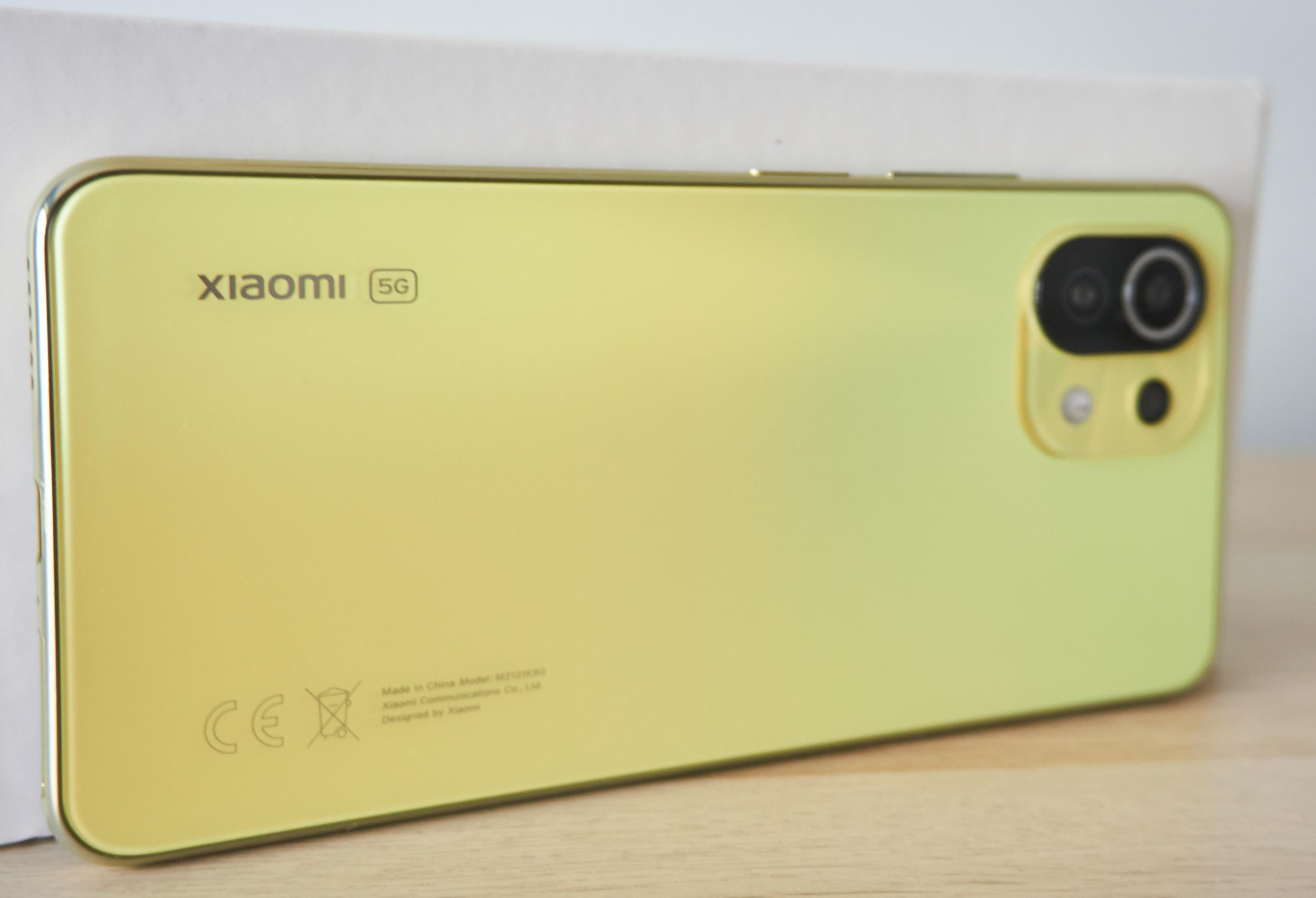 smartfon Xiaomi Mi 11 Lite 5G smartphone Tabletowo.pl