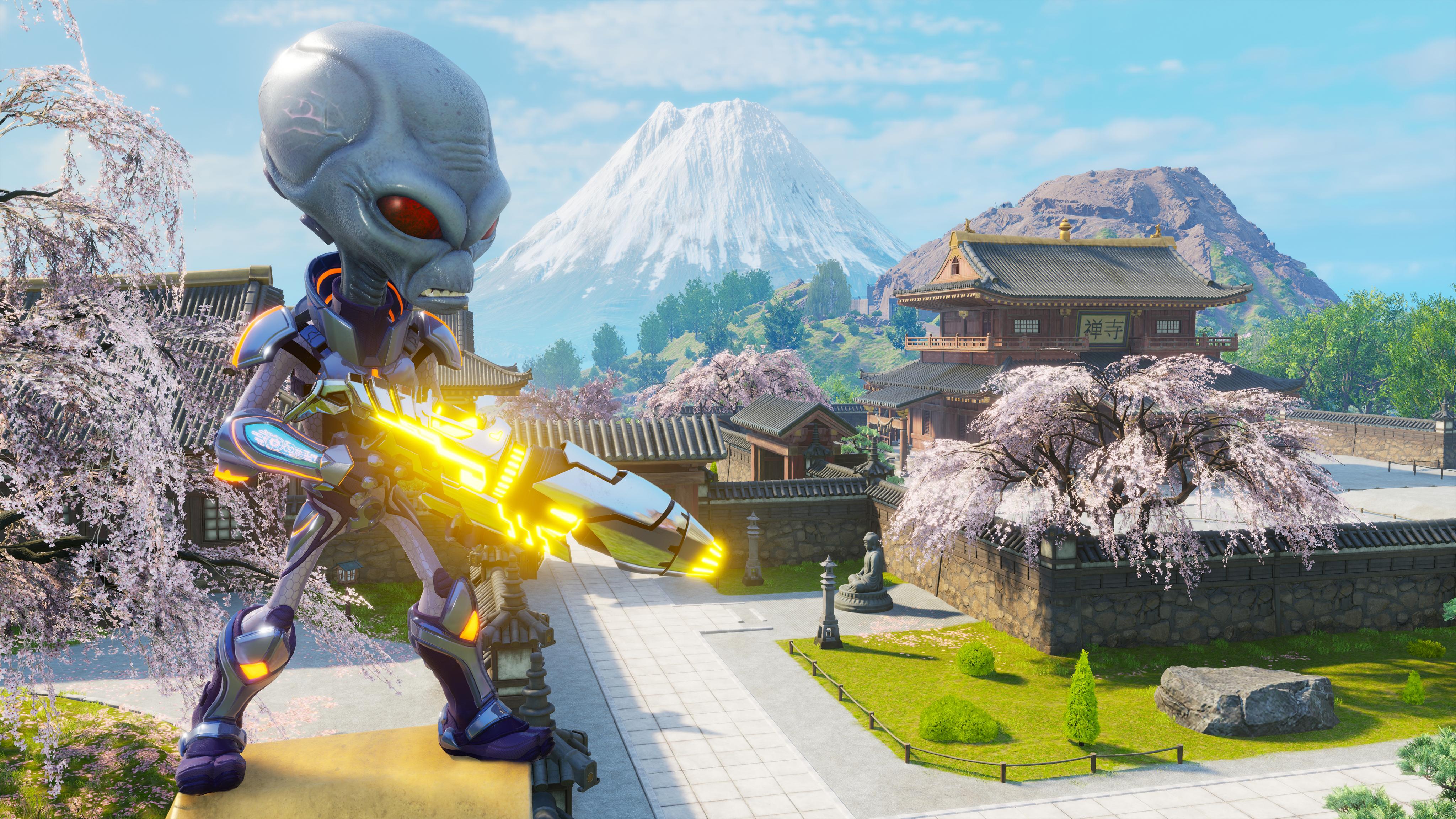 Czy remake Destroy All Humans 2! wykorzysta w pełni moc konsol nowej generacji? Raczej nie.