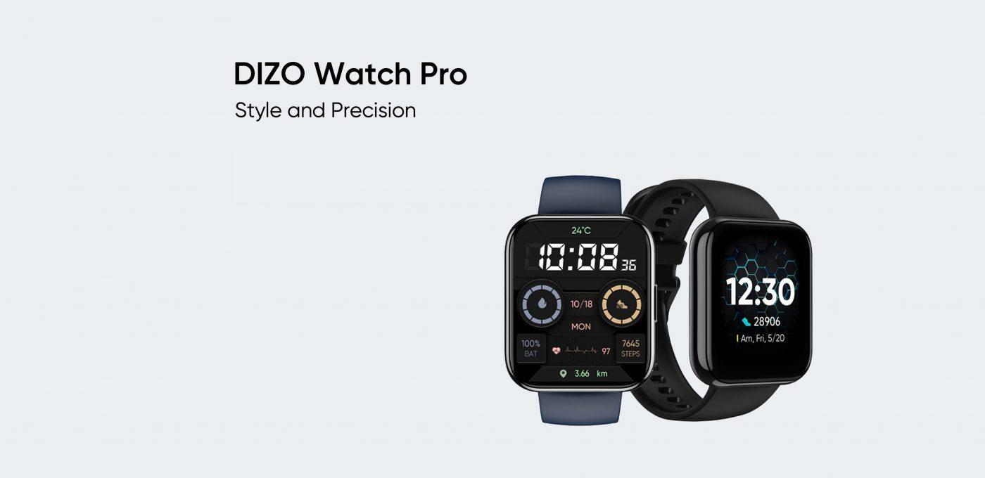 DIZO Watch Pro smartwatch