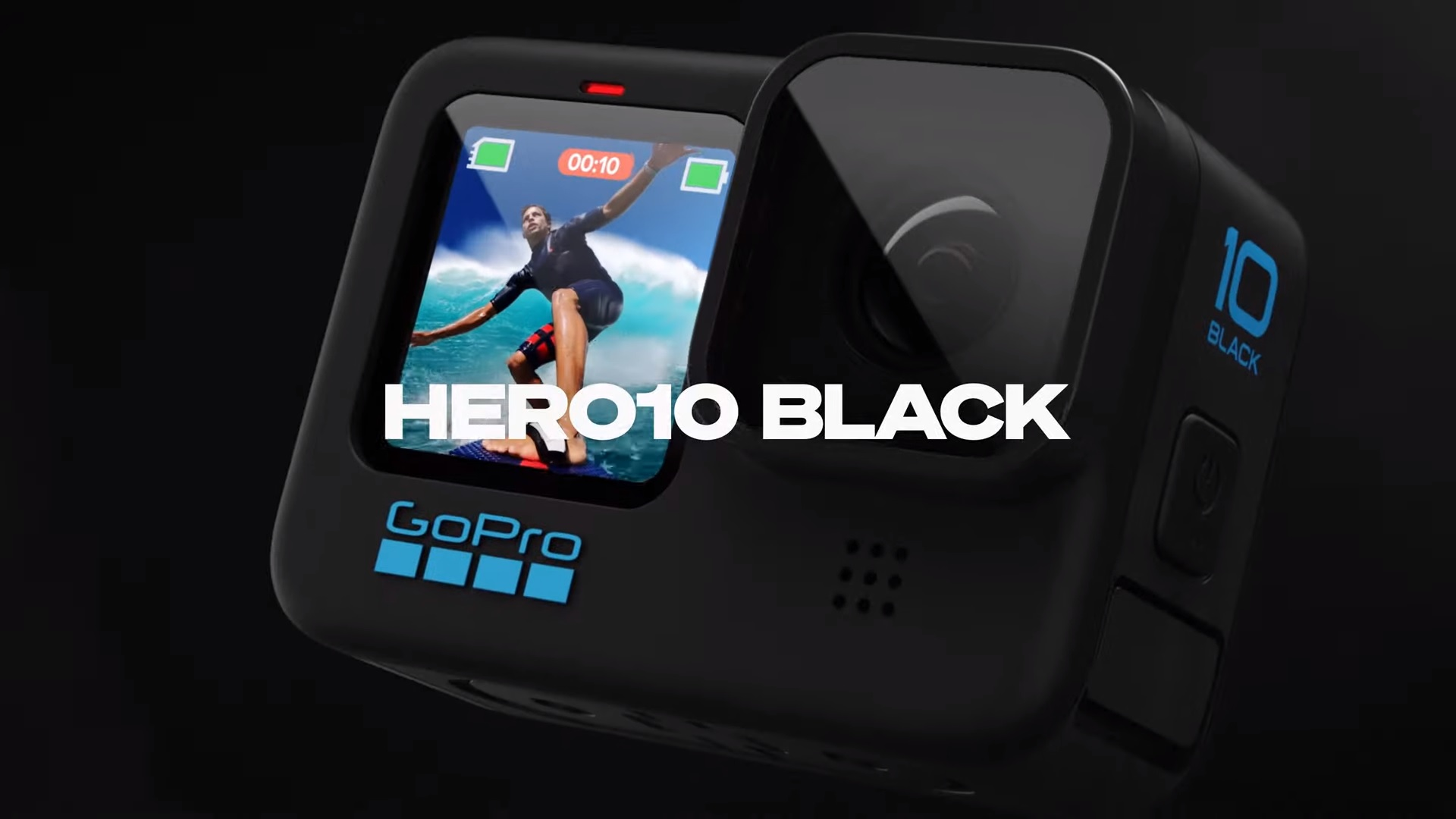 kamera GoPro HERO 10 Black