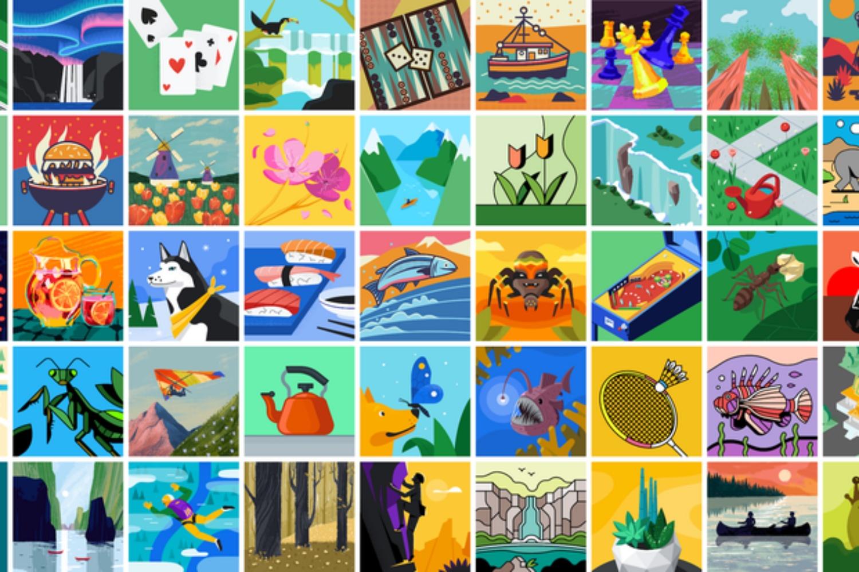 Google Illustrations