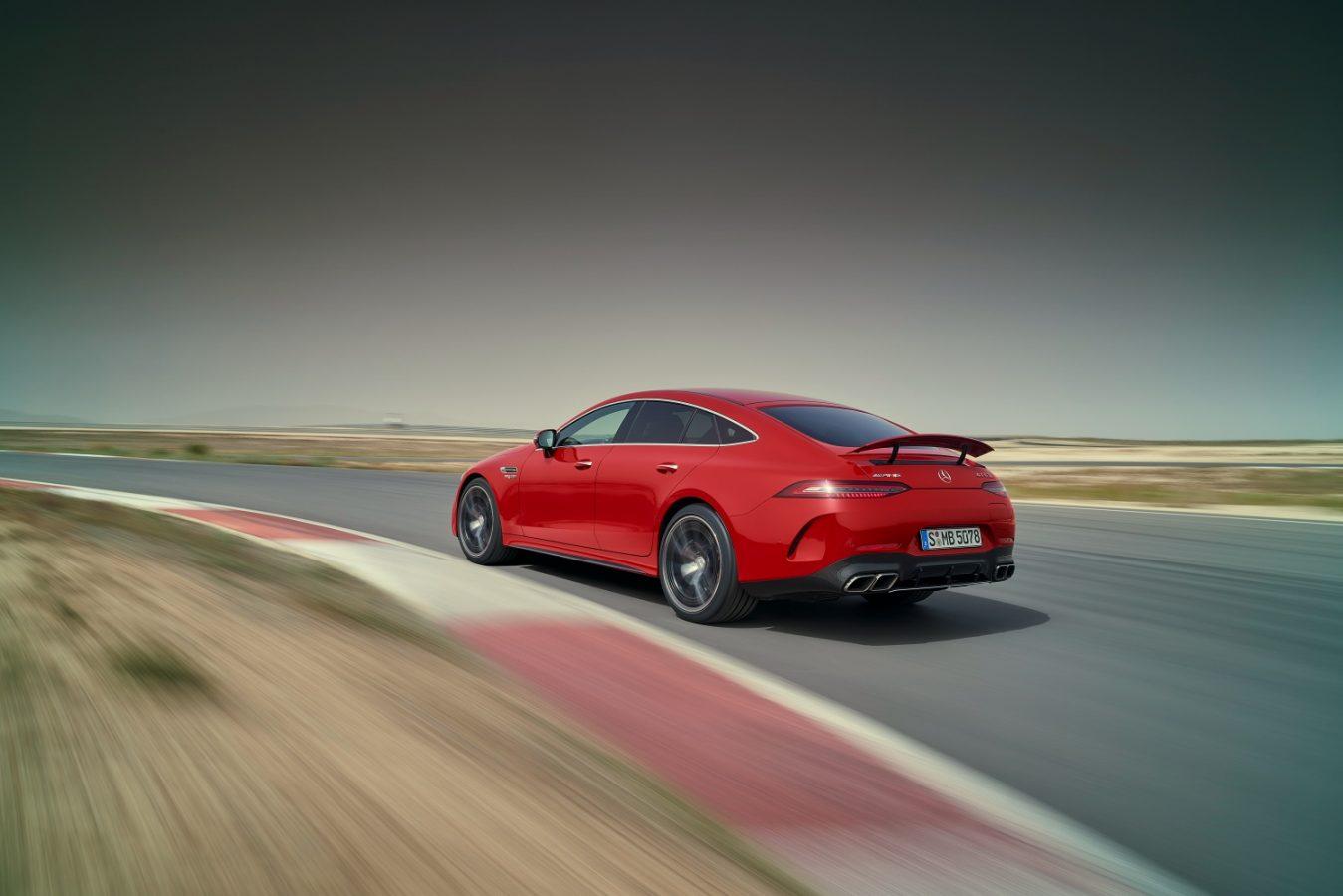 Mercedes-AMG GT S E PERFORMANCE