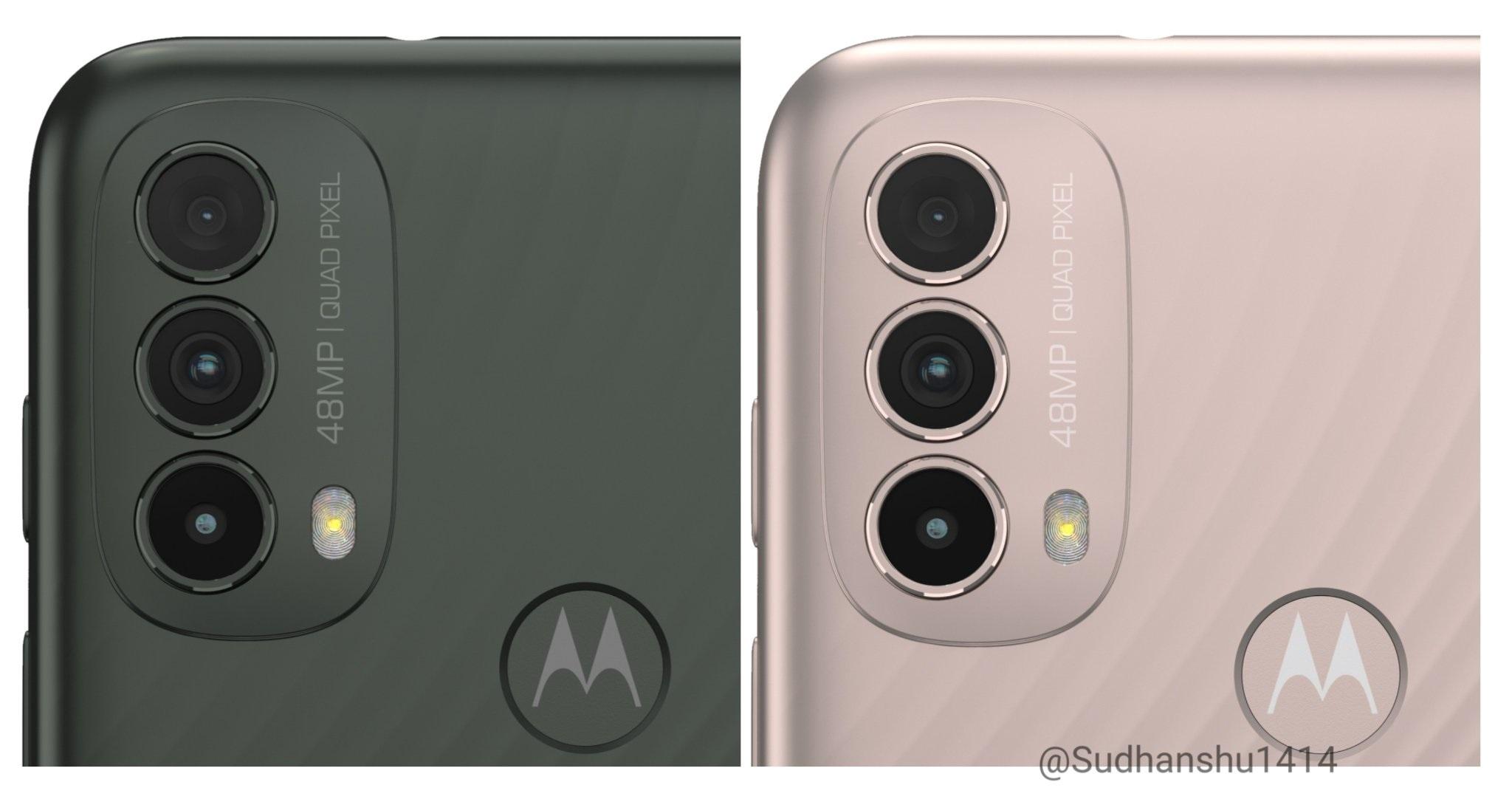 smartfon Motorola Moto E40 smartphone