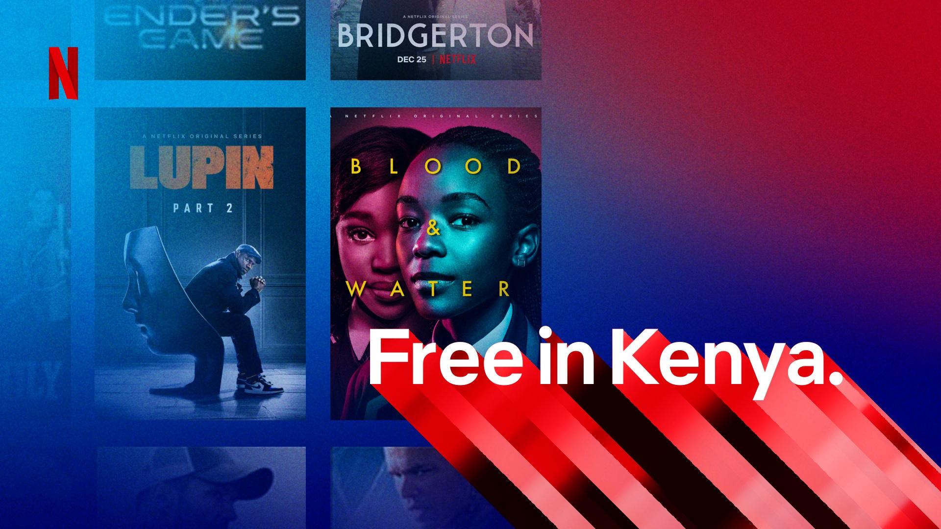 Netflix za darmo Netflix Free Kenya Kenia