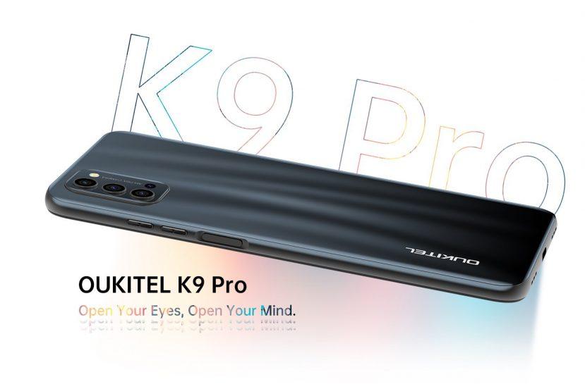 smartfon Oukitel K9 Pro smartphone