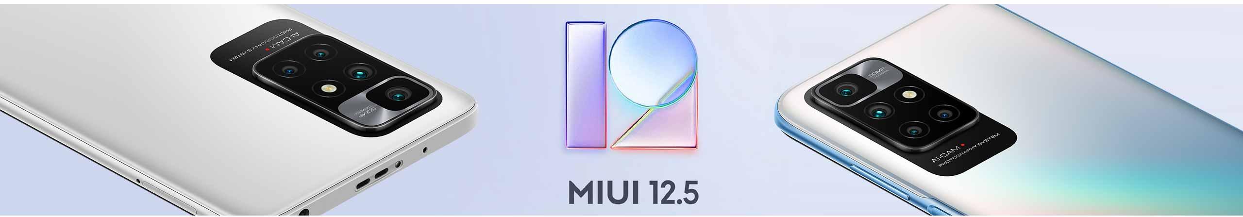 smartfon Redmi 10 Prime smartphone MIUI 12.5