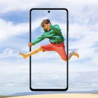 smartfon Samsung Galaxy M52 5G smartphone