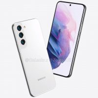 smartfon Samsung Galaxy S22 smartphone render