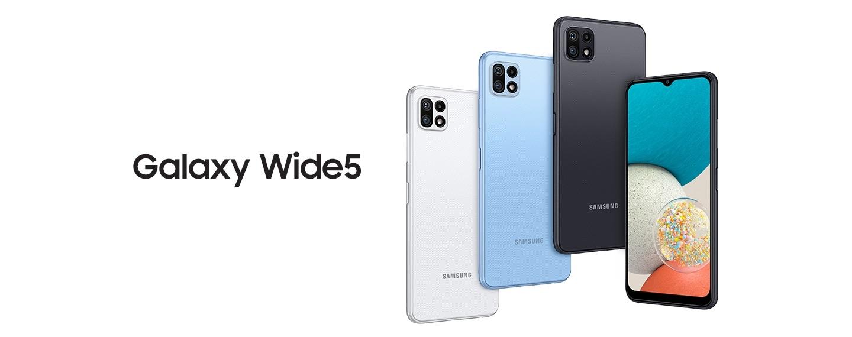 smartfon Samsung Galaxy Wide 5 smartphone