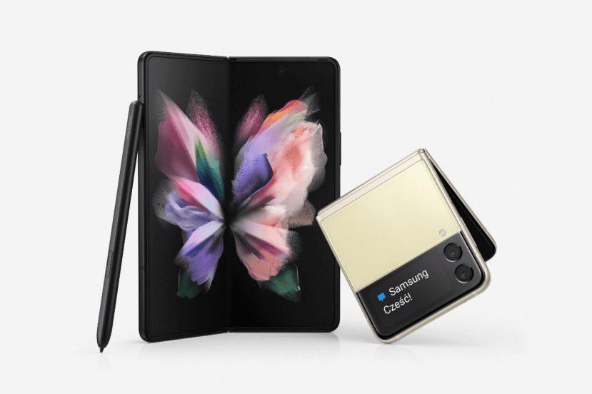 Samsung Galaxy Z Flip 3 Samsung Galaxy Z Fold 3
