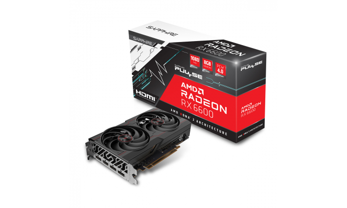 Sapphire Radeon RX 6600 PULSE