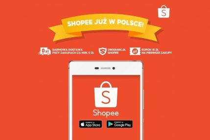 Shopee już w Polsce