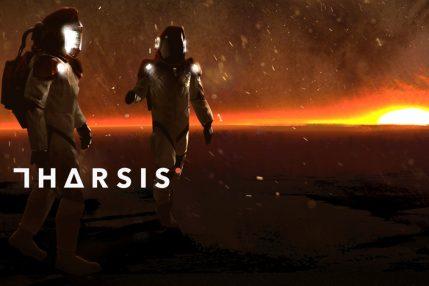 Tharsis za darmo w Epic Games Store