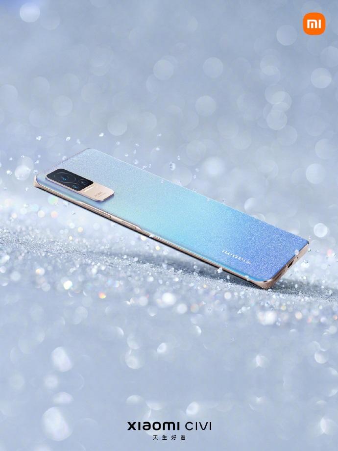 smartfon Xiaomi Civi smartphone